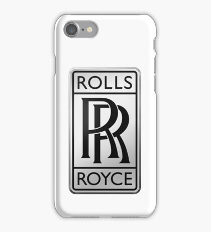 RollsRoyce iPhone Case/Skin
