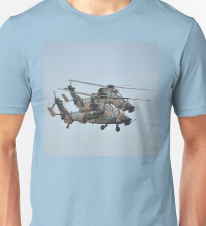 20150227 Avalon Airshow - Tiger formation A38-017, -014 Unisex T-Shirt