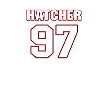 NFL Player Jason Hatcher ninetyseven 97 Photographic Print