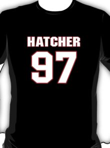 NFL Player Jason Hatcher ninetyseven 97 T-Shirt