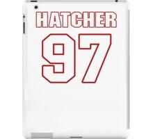NFL Player Jason Hatcher ninetyseven 97 iPad Case/Skin