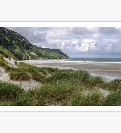 Maghera Beach - County Donegal, Ireland Sticker