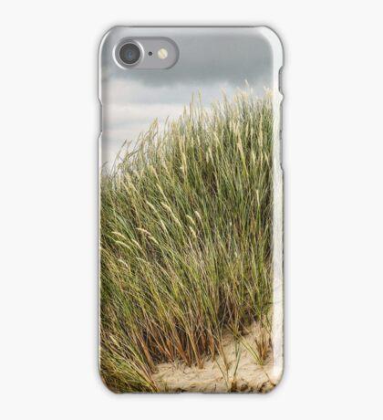 Walking Through the Dunes - Maghera Beach, Ireland iPhone Case/Skin