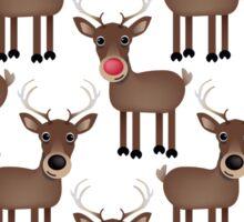 Reindeer 2 Sticker