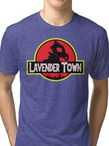 Lavender Town Tri-blend T-Shirt