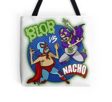 BLOB VS. NACHO Tote Bag