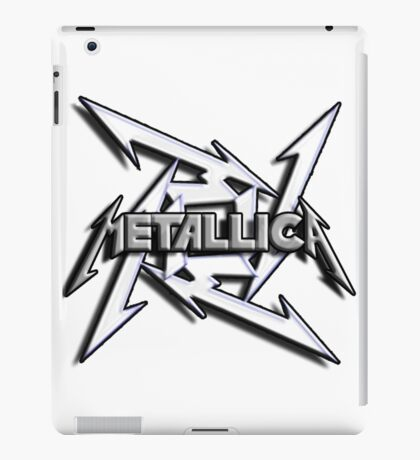 Metallica iPad Case/Skin