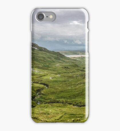 Granny Pass - County Donegal, Ireland iPhone Case/Skin