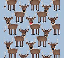 Reindeer 2 by Ben Farr