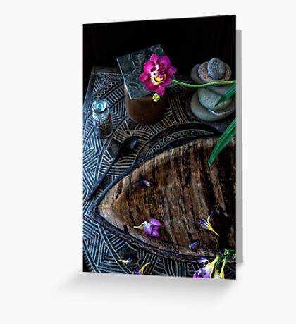 Earth Element Greeting Card
