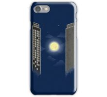 Ping Pong Moon iPhone Case/Skin