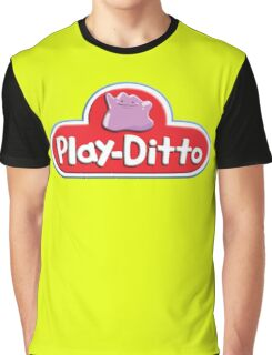 Play Ditto Graphic T-Shirt