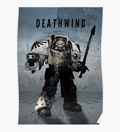 Legends of Gaming - Deathwing Company Poster