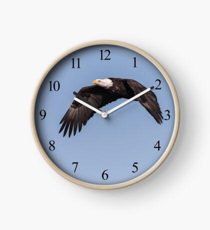 Eagle Clock 2017-1 Clock