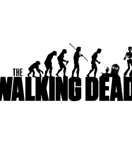 The Walking Dead (Evolution) Sticker