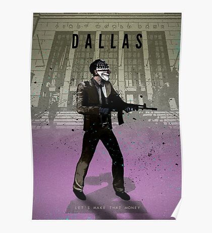 Legends of Gaming - Dallas Poster