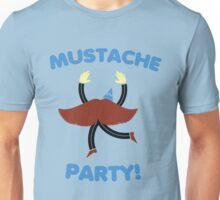 Mustache Party Unisex T-Shirt