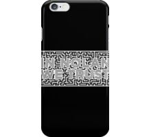 Inspired by Christopher Nolan - In Nolan We Trust iPhone Case/Skin