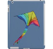 In a sky of cloudless blue iPad Case/Skin