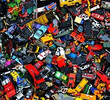 Toy cars by eefy