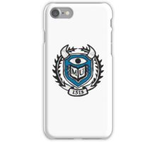 Monster University iPhone Case/Skin