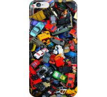 Toy cars iPhone Case/Skin