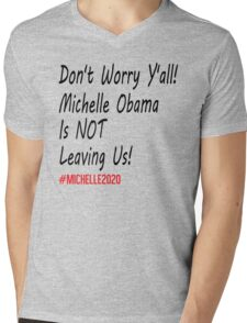 michelle 2020 Mens V-Neck T-Shirt