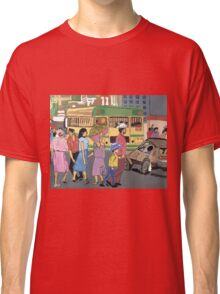 Back of the Bus Classic T-Shirt