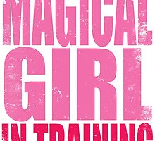 Magical Girl in Training by Penelope Barbalios