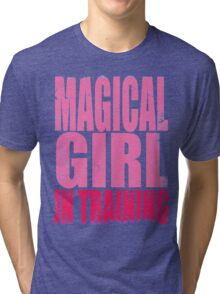 Magical Girl in Training Tri-blend T-Shirt