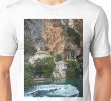Blagaj in Bosnia & Herzegovina Unisex T-Shirt