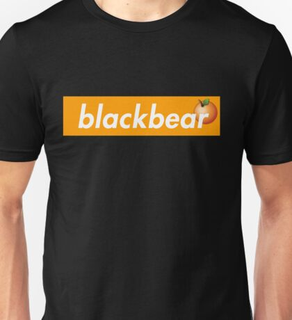 Blackbear - Orange Box Logo Merch Unisex T-Shirt