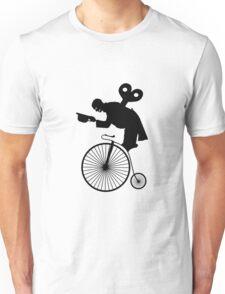 Mr. Penny-Farthing Unisex T-Shirt