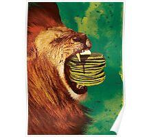 Lion's Pancake Breakfast Poster