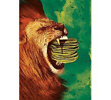 Lion's Pancake Breakfast Photographic Print
