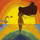 Pocahontas Speed Paint by Kristen Rimmel