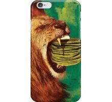 Lion's Pancake Breakfast iPhone Case/Skin