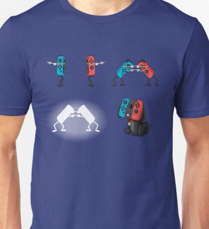 Fu-sion-Arf! Unisex T-Shirt