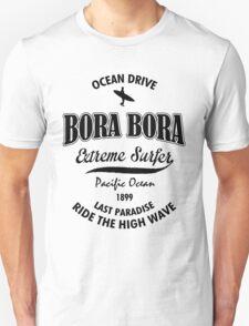 Ocean Drive Bora Bora Unisex T-Shirt