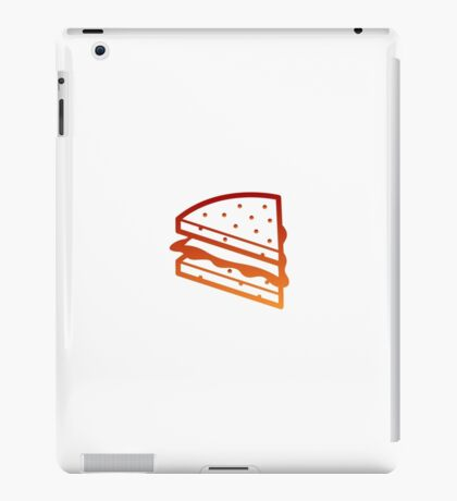 A sandwich iPad Case/Skin