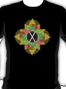 Mandala Nature T-Shirt