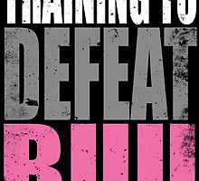 Training to DEFEAT BUU by Penelope Barbalios