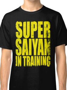 Super Saiyan in Training Classic T-Shirt