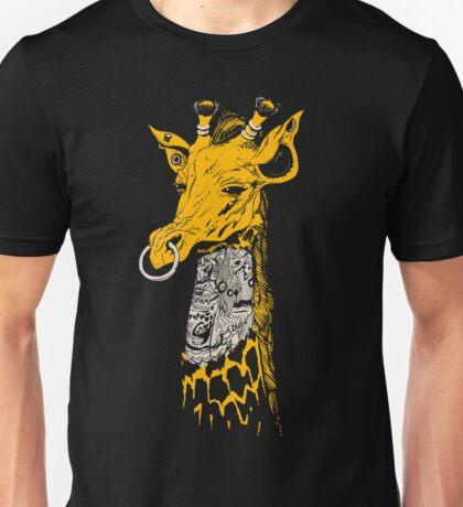 Rough Giraffet Unisex T-Shirt