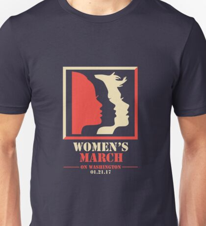 Women's March Unisex T-Shirt