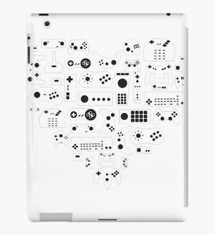 Controller Heart iPad Case/Skin