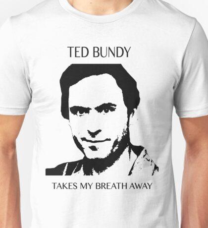 Ted Bundy - Black Unisex T-Shirt