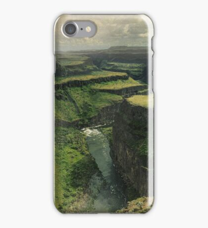 Earth Time iPhone Case/Skin