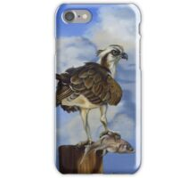 Osprey And A Mullet iPhone Case/Skin