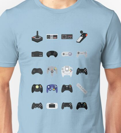 Controllers Unisex T-Shirt